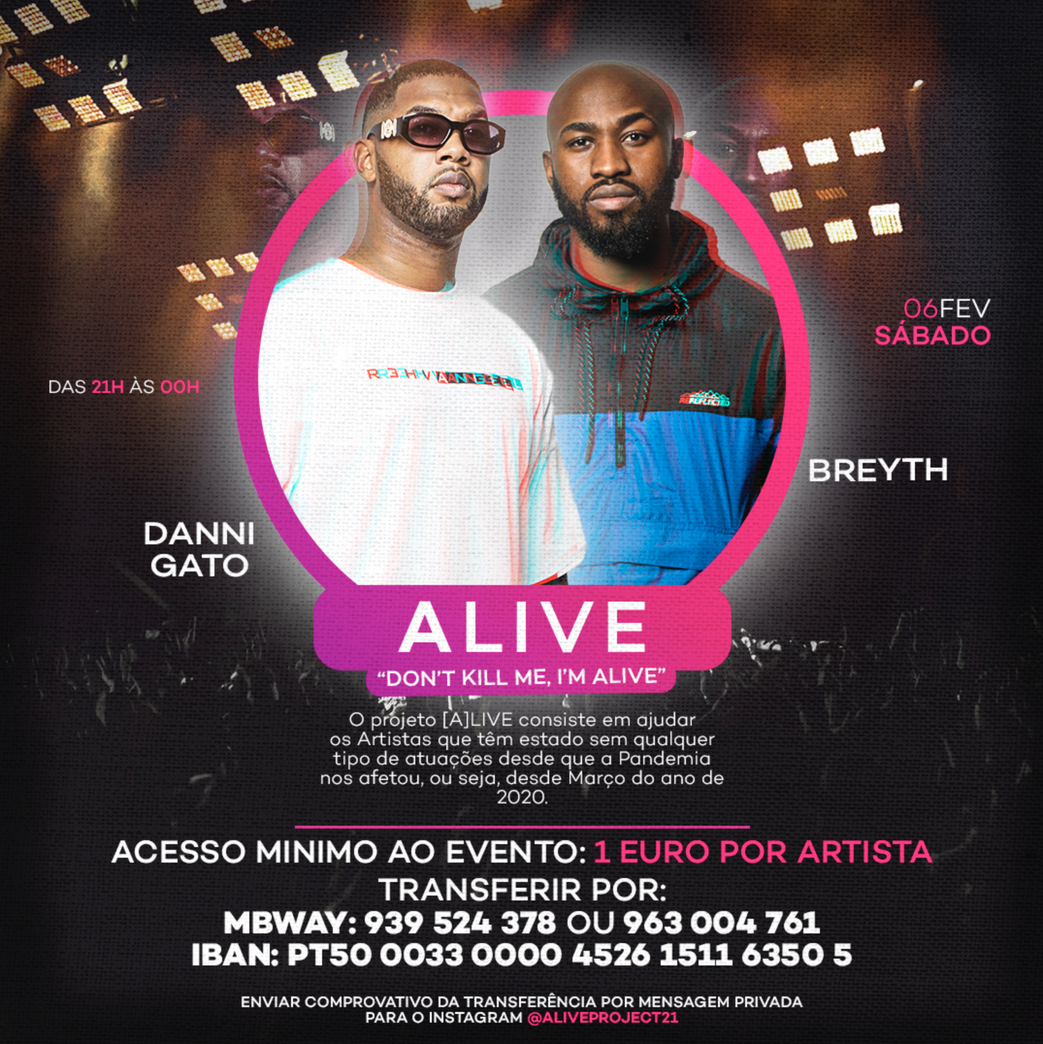 ALIVE SHOW X ONEART