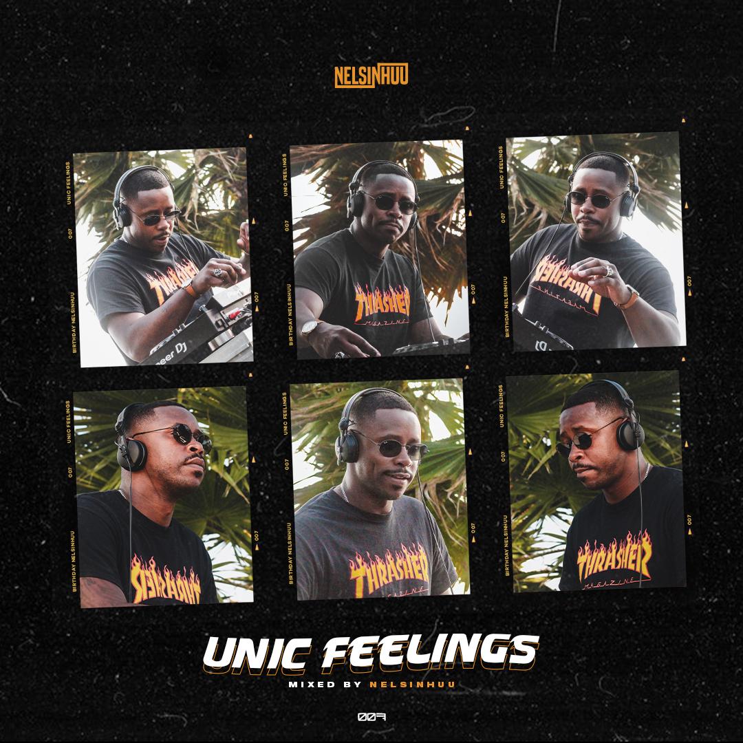 NELSINHUU UNIC FEELINGS COVER