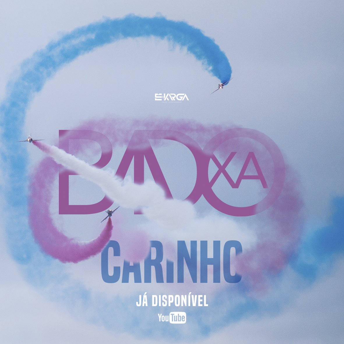 "SINGLE ARTWORK ""CARINHO"""