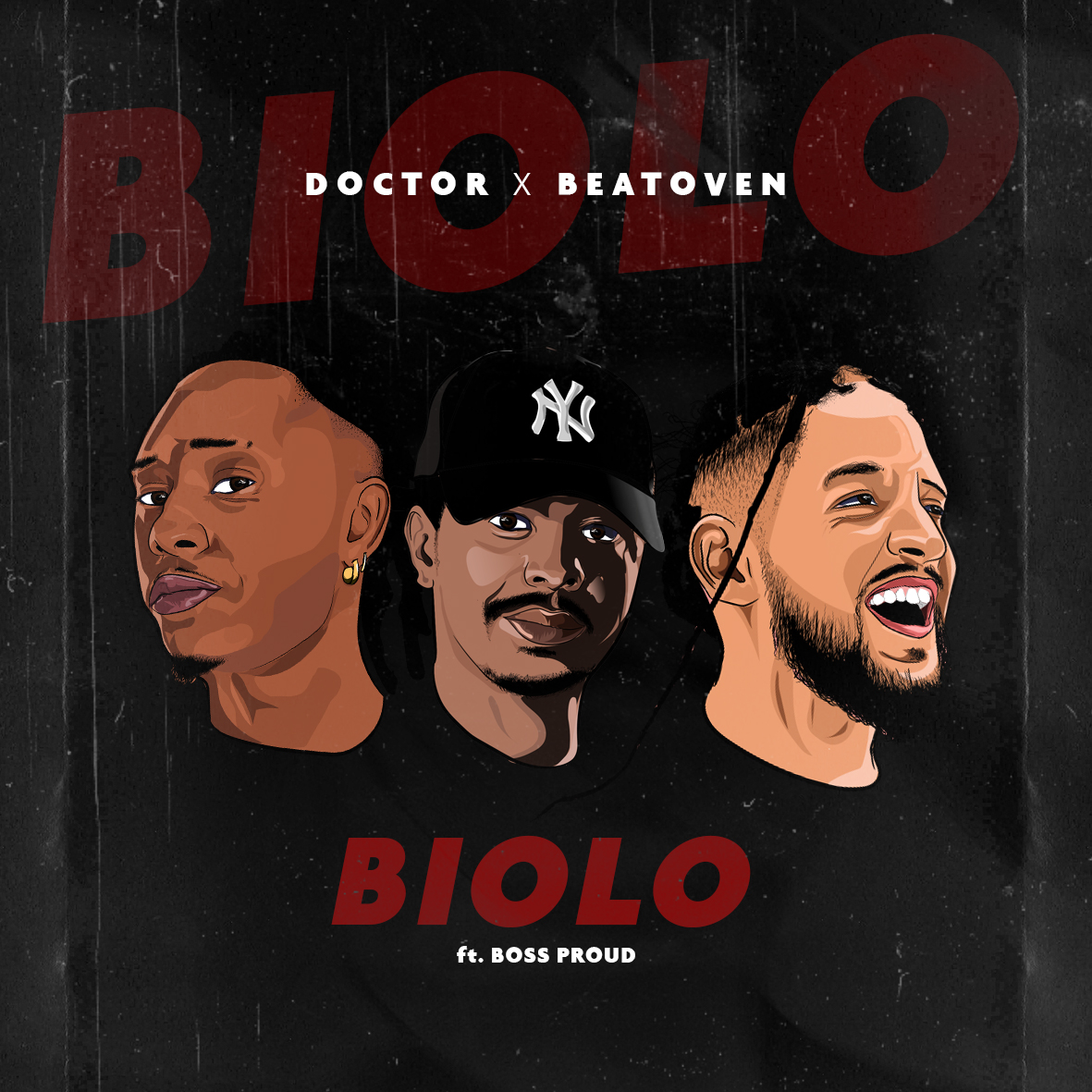"SINGLE ARTWORK ""BIOLO"""