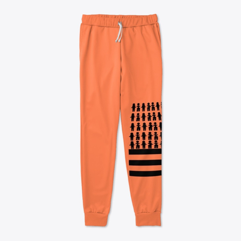 See We EVOLVE All Over Print Joggers