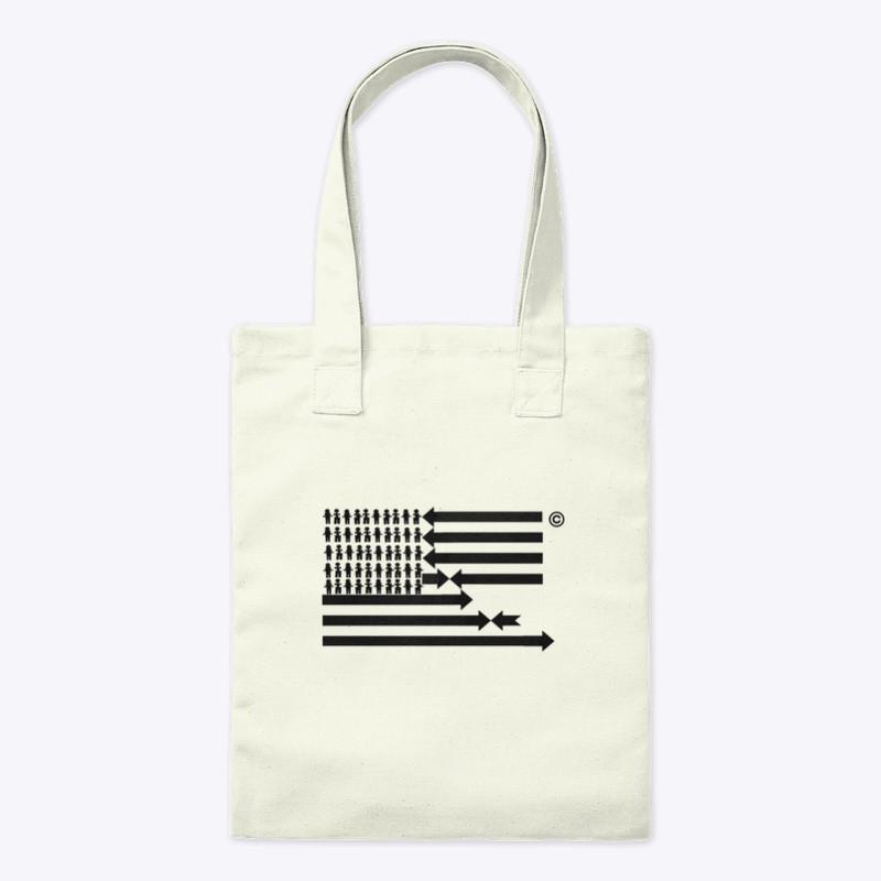 See We EVOLVE Tote Bag