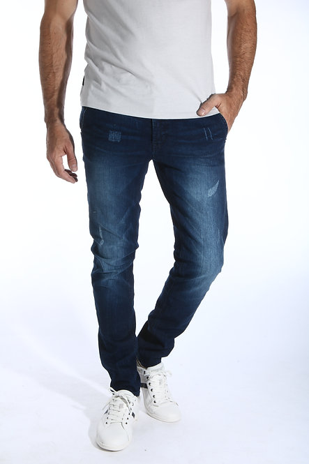 50 CHINO DENIM / KARVEN / DARK BLUE