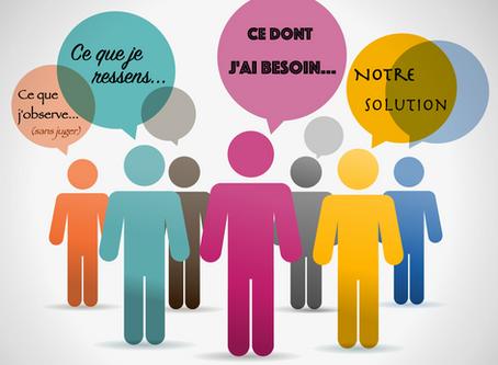 COMMUNICATION NON VIOLENTE SUMMER CAMP Les Samedis / 13 juillet /  27 Juillet / 17 Aout / 31 Aout /