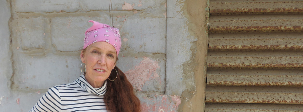 Ashley Maher: Bandana Dakar