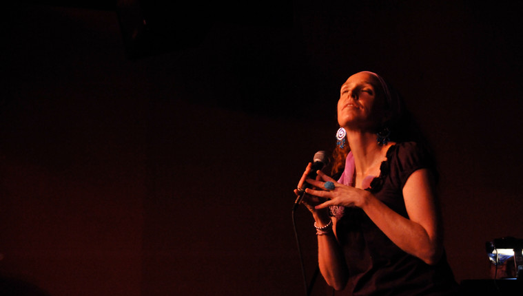 Ashley Maher: Live, in Shadow