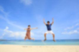 バリ島, ビーチフォト, ハネムーン, デイライト, サンセットビーチ, カップル