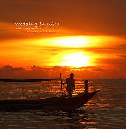 バリ島, フォトグラファー, カメラマン, 挙式, 結婚式, ウエディング, 撮影, 写真, アルバム, ブルーポイントバイザシー