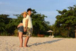 バリ島, マタニティー, フォト, ロケーション, 撮影, 写真, ビーチ, サンセット, 夕陽