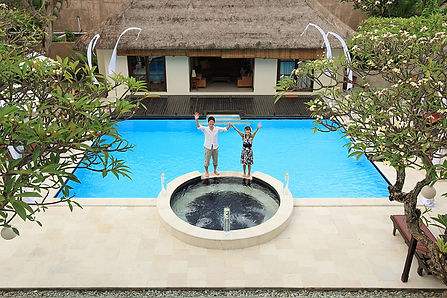 バリ島, ホテル, ヴィラ, フォトツアー, 撮影, 写真, ハネムーン, 記念フォト