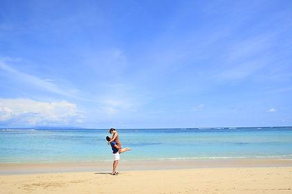バリ島, ビーチフォト, 写真, 撮影, ハネムーン, フォトツアー