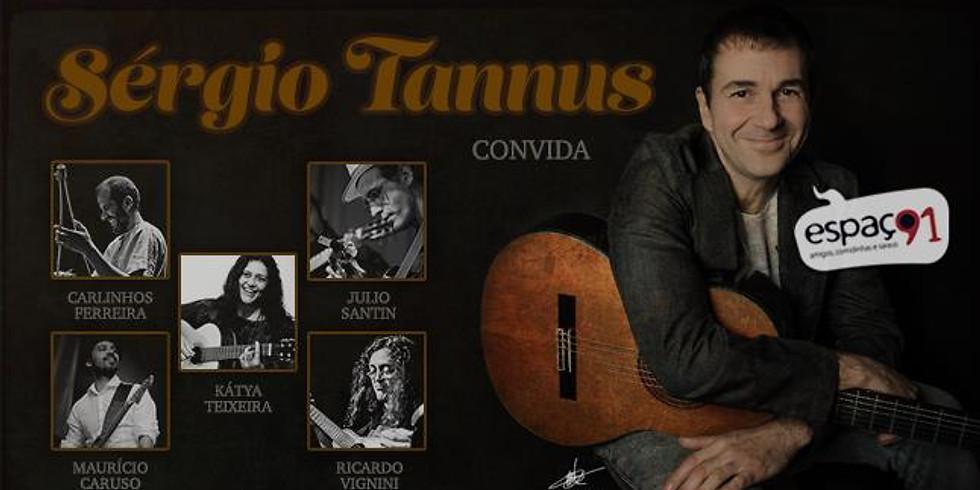 Show Sérgio Tannus e Convidados