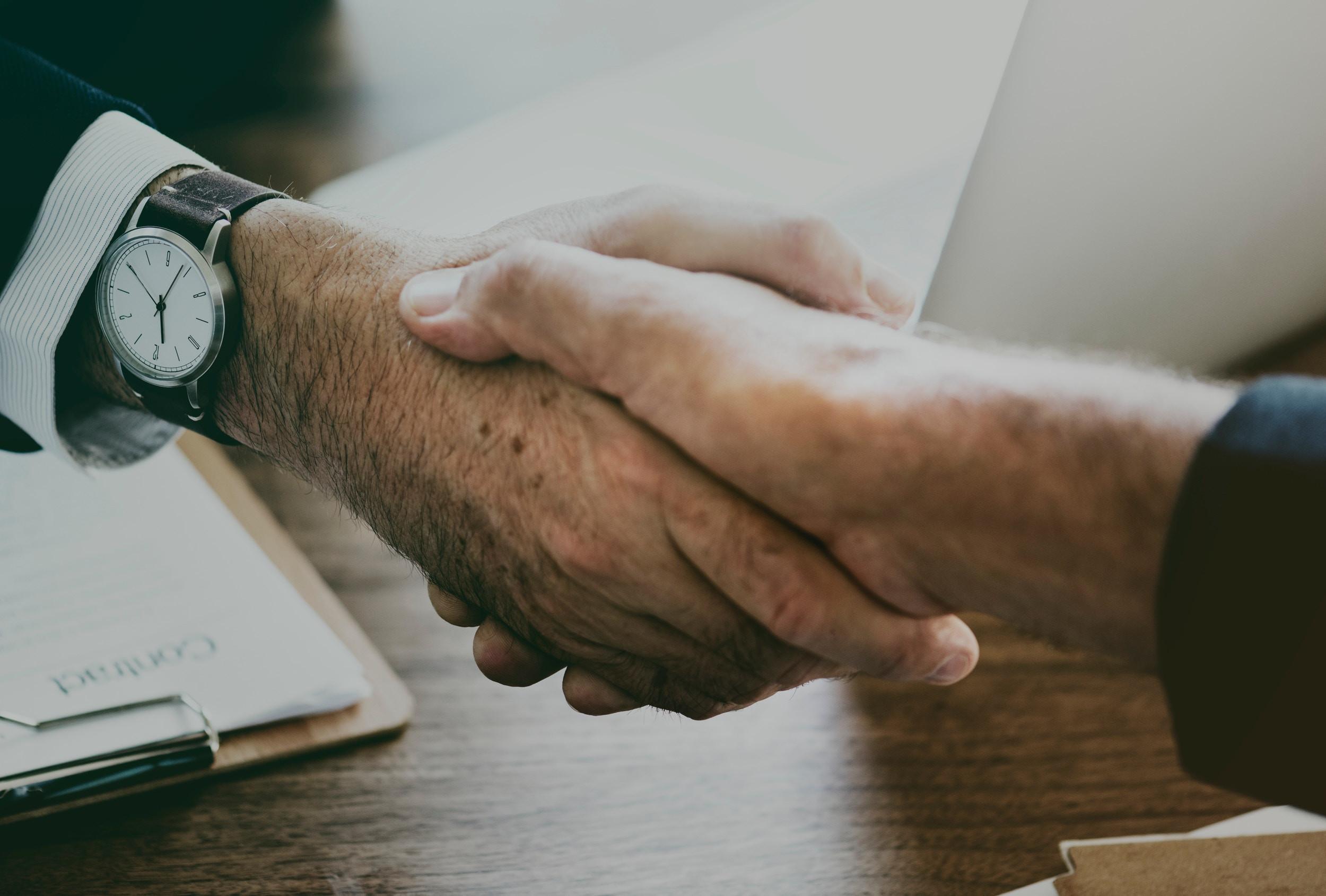 Trust/Partnership Distribution