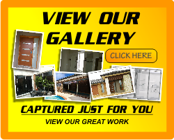 Tinting and Signage Gallery