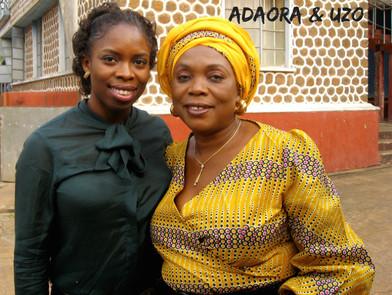 Adaora and Uzo
