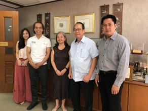 GST Signs LOI to develop Thailand Data Centre