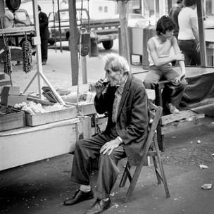San Gennaro Festival, NYC 1970's