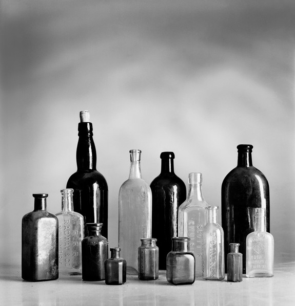 Antique  Bottles on Table small.jpg