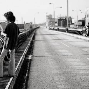 West Side Highway, NYC 1970's