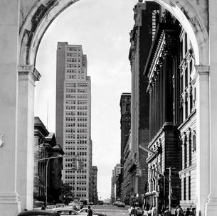 Chambers St. NYC 1970's