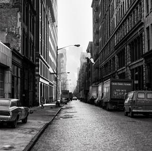 Crosby St. Soho NYC, 1970's