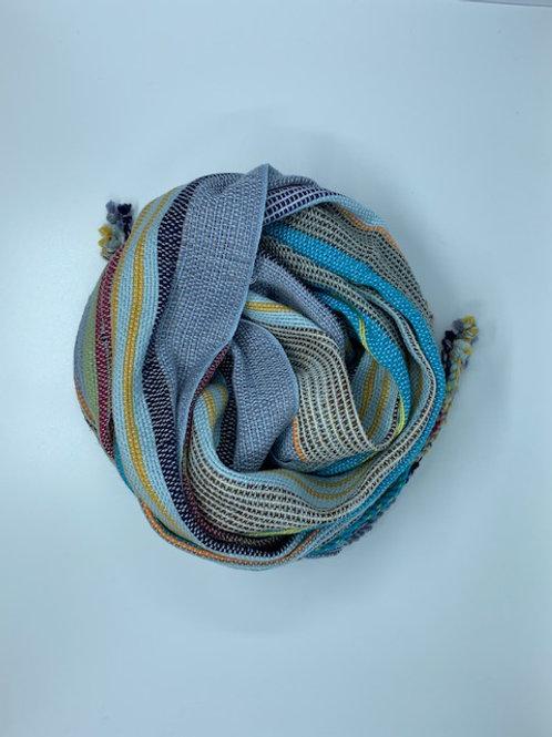 Lana merino, cotone e seta - art. 4400.557