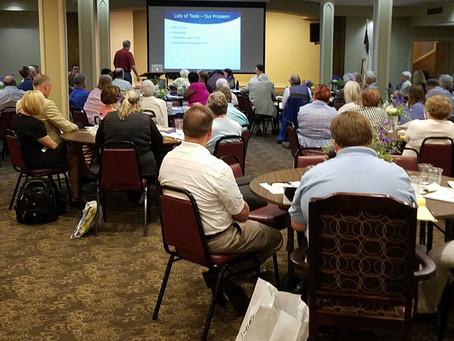 Tri Presbytery Meeting