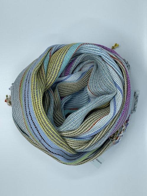 Lino, cotone e seta - art, 4119.523