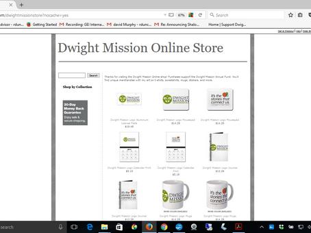 New Online Store Is Open!
