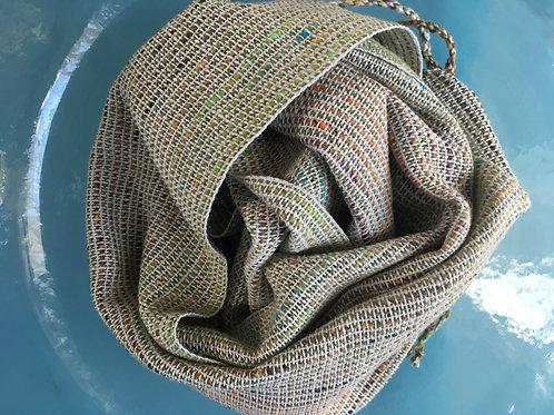 Lino, cotone e seta - art. 1478.167