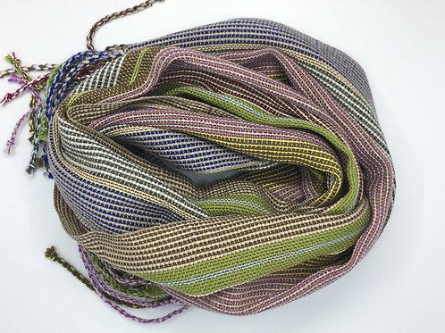 Lana merino, cotone e seta - art, 2345.359