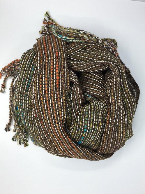 Lino, cotone e seta - art. 2601.302