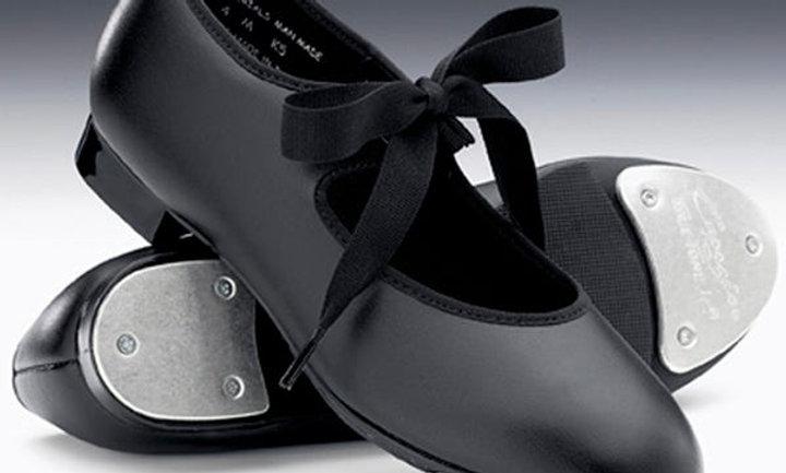 Junior Full Sole Tap Shoes