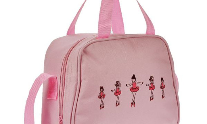 Pink Dance Bag