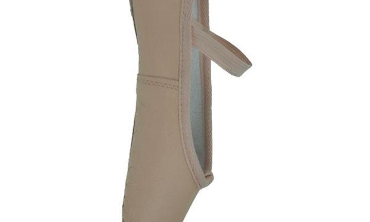 Girls Junior Full Sole Ballet Shoes