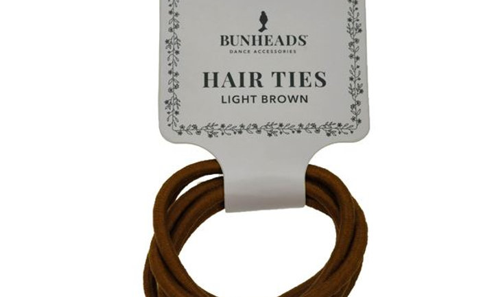Pack of 6 Hair Ties (available in 4 colours)