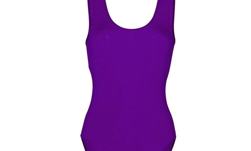 Purple Leotard
