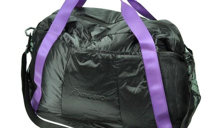 Black Capezio Dance Bag