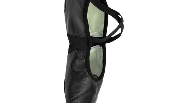 Boys Senior Split Sole Ballet Shoes