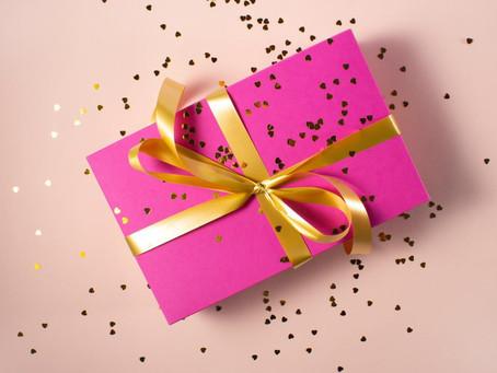Votre cadeau de Noel