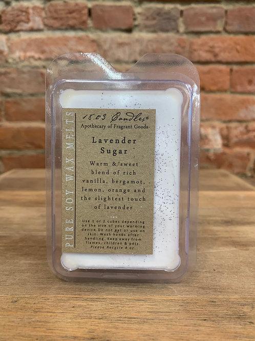 Lavender Sugar Wax Melt