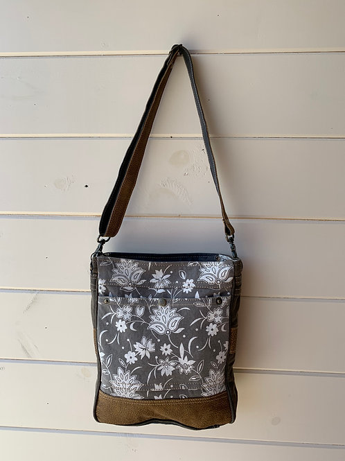 Blossom Print Shoulder Bag