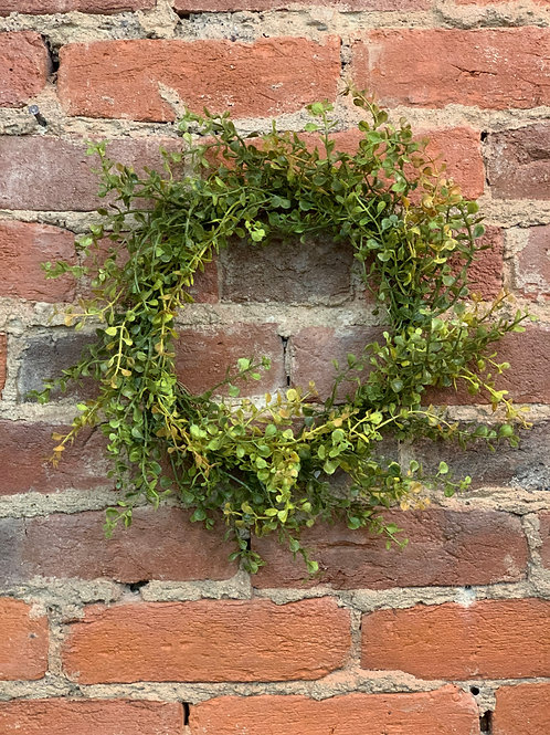 "8"" Green Wreath"