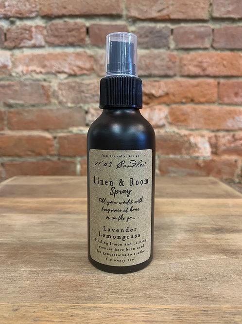 Lavender Lemongrass Linen & Room Spray