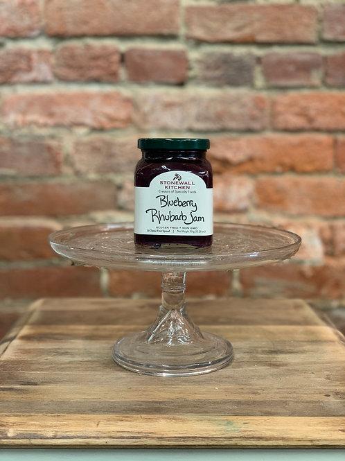 Blueberry Rhubarb Jam 11.25 oz.