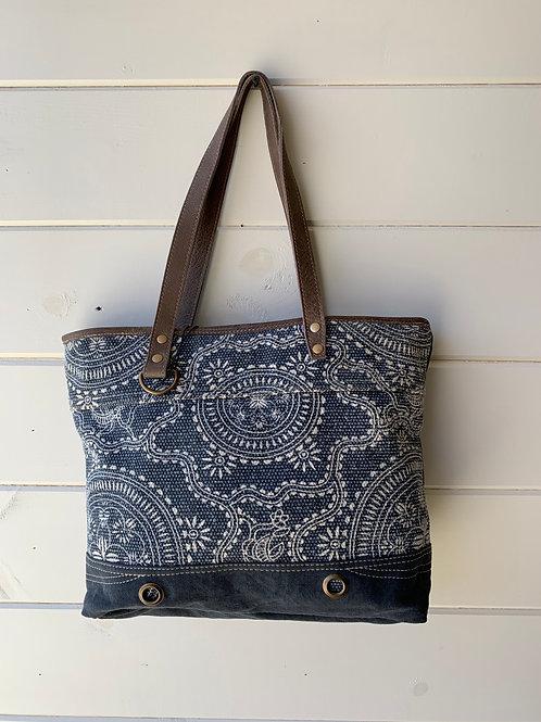 Drawstring Style Tote Bag