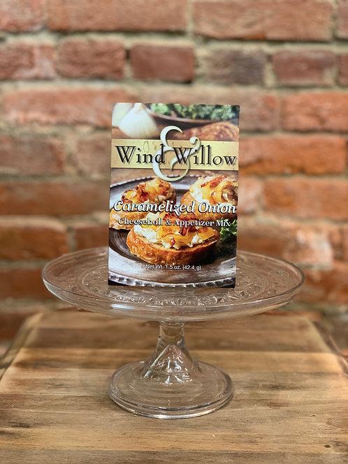 Caramelized Onion Cheeseball & Appetizer MIX