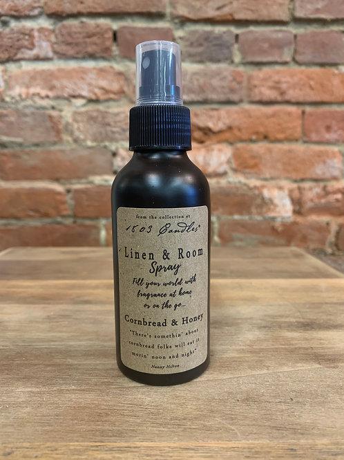 Cornbread & Honey Linen & Room Spray