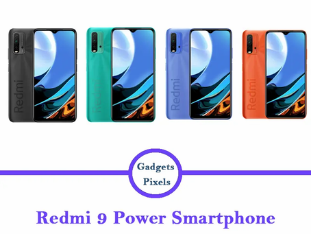 Redmi 9 Power - Full phone specifications