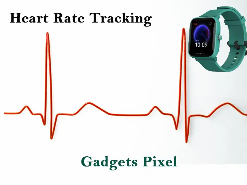amazfit bip u pro heart rate tracking